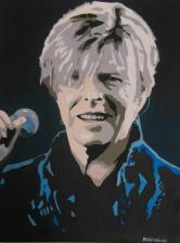 Bowie smile