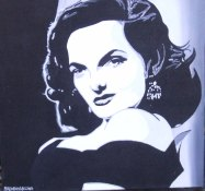 jane russell 20x20ins copy